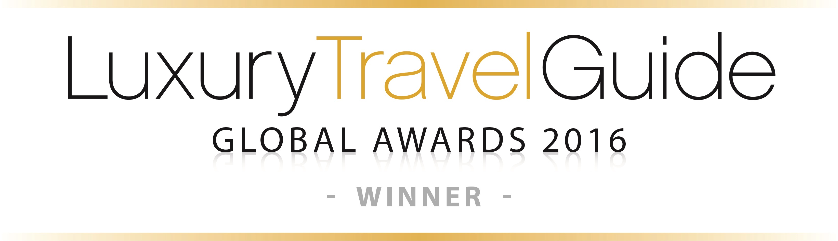 luxury travel guide winner