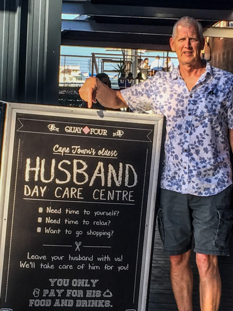 Husband Sitter in Cape Town